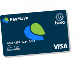 PayMaya Philippine's version of Stripe/Paypal